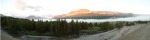 More fun with stitching panoramas: Glacier 2004